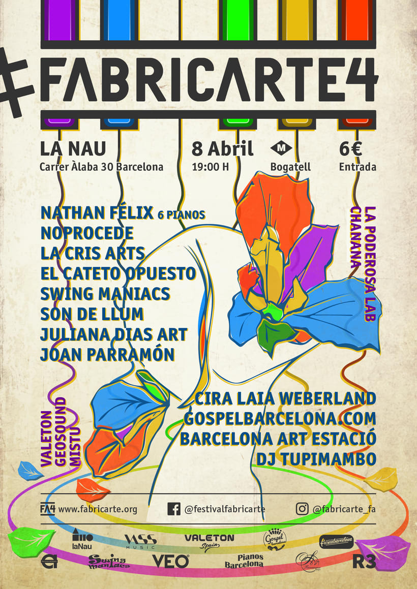 FABRICARTE 4