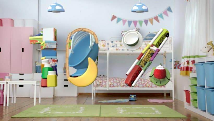 Ikea - Bedroom -1