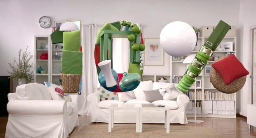 Ikea - Livingroom 0