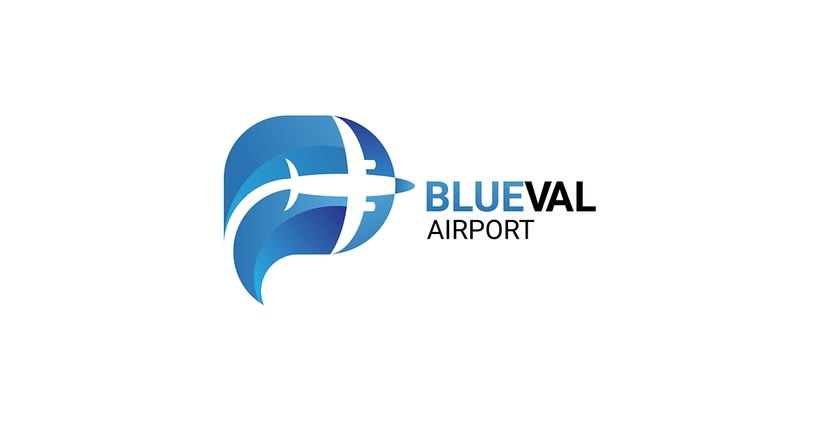 BlueVal Airport Logo -1