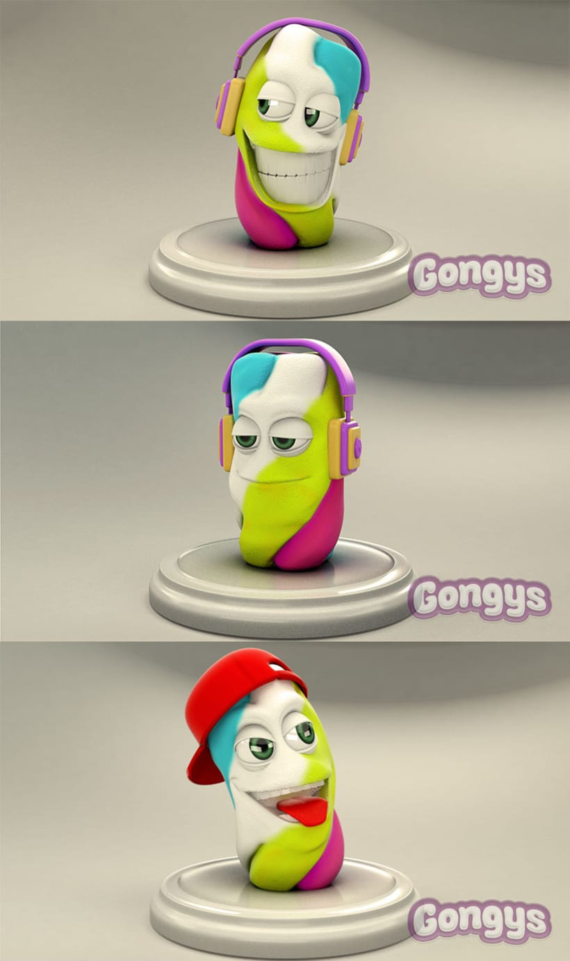 3D Supervisor - Gongys Packaging 2