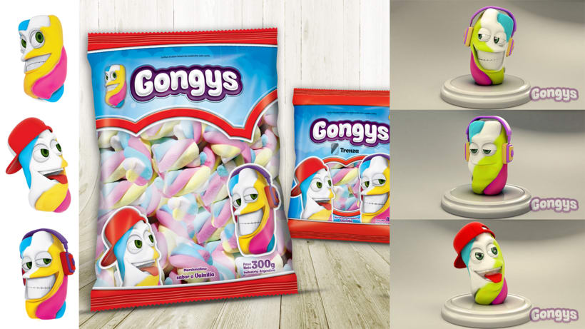 3D Supervisor - Gongys Packaging 3