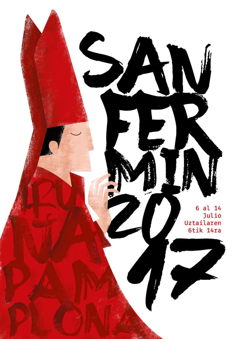 San Fermín 2017 0