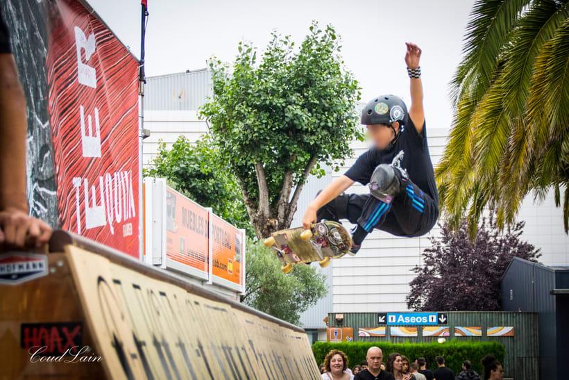 Torneo de Skate sub16 del Metropoli 2017 de Gijon, Asturias 4