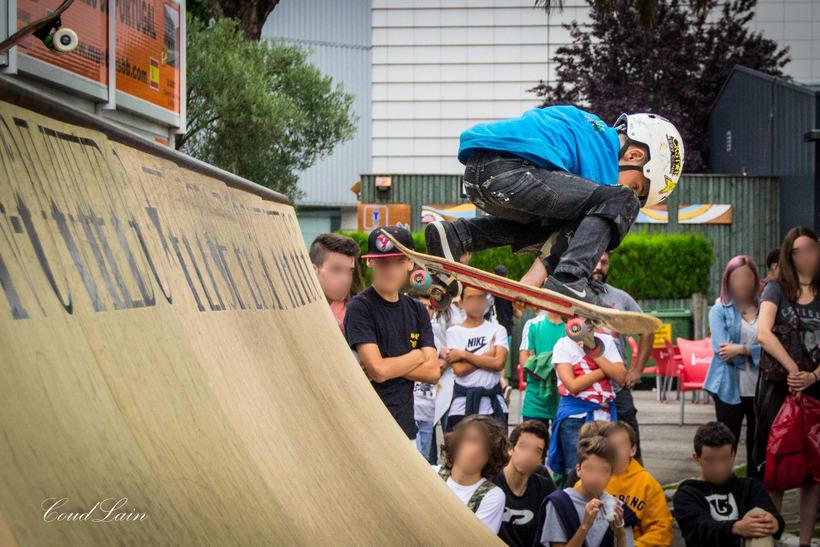 Torneo de Skate sub16 del Metropoli 2017 de Gijon, Asturias 10