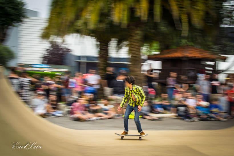 Torneo de Skate sub16 del Metropoli 2017 de Gijon, Asturias 11