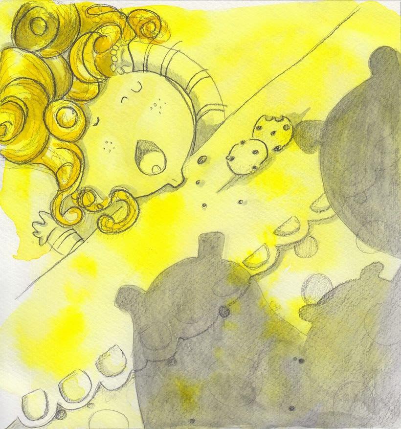 Mi Proyecto del curso: Introducción a la ilustración infantil -1