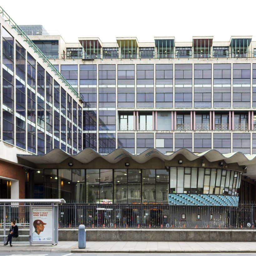 Fotografía arquitectónica y urbana - DUBLIN 2
