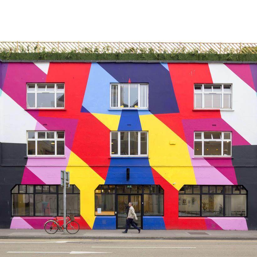 Fotografía arquitectónica y urbana - DUBLIN 3