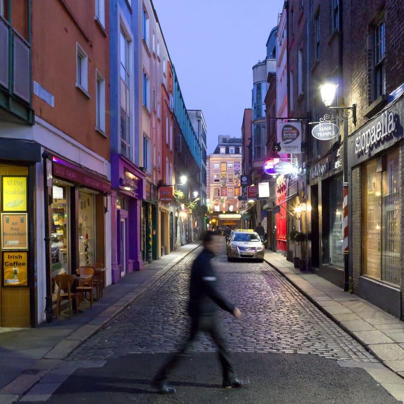 Fotografía arquitectónica y urbana - DUBLIN 9