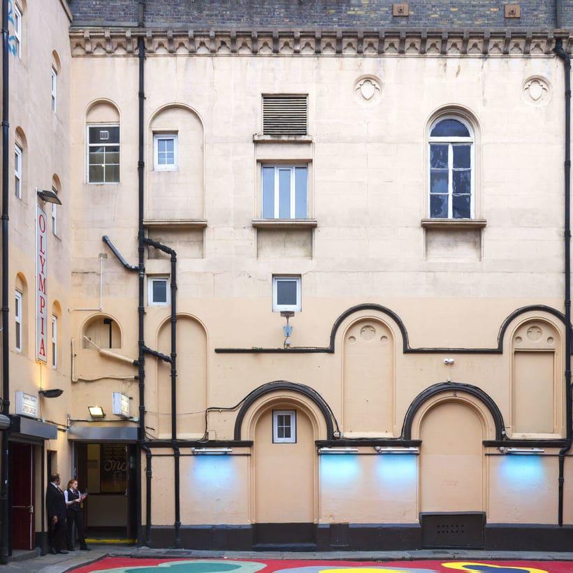 Fotografía arquitectónica y urbana - DUBLIN 12
