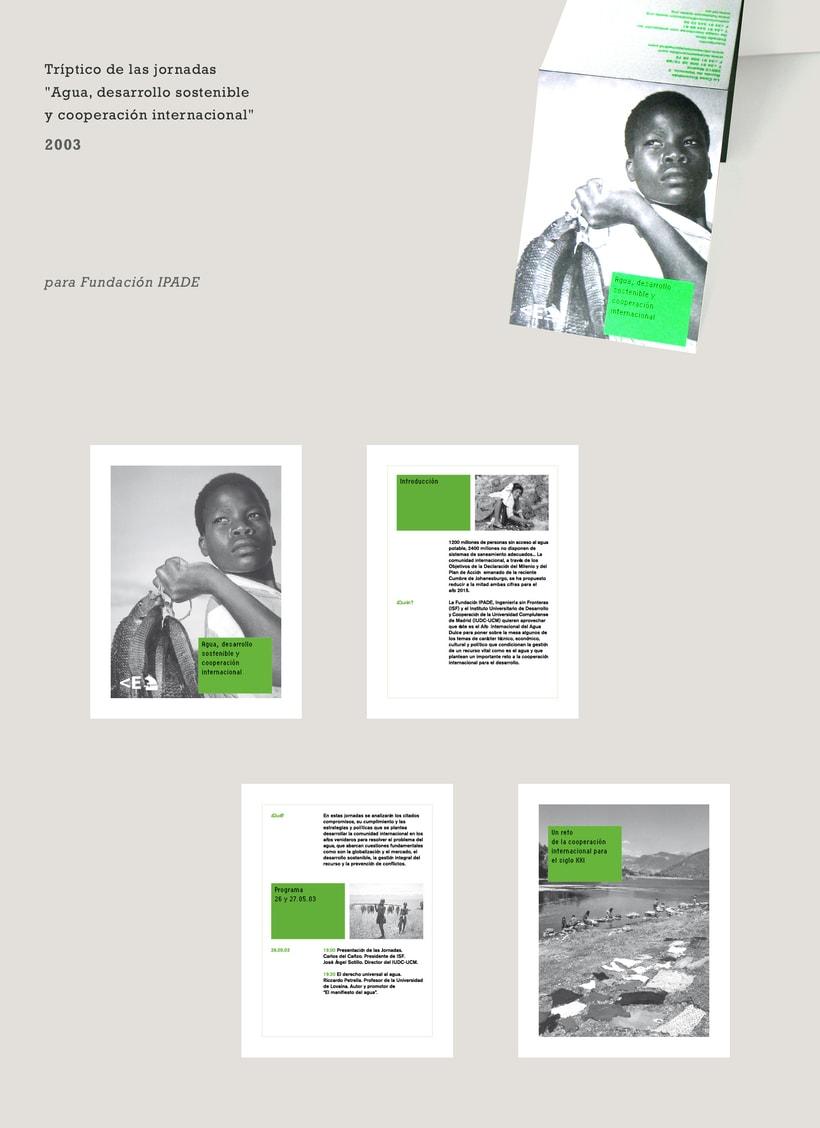 Tríptico para Fundación IPADE (2003) -1
