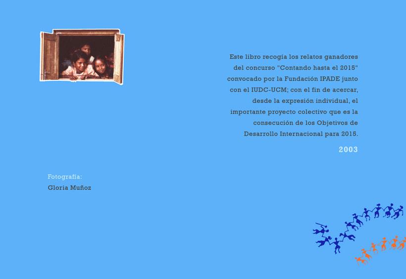 """Libro """"Contando hasta el 2015"""" para Fundación IPADE (2003) -1"""