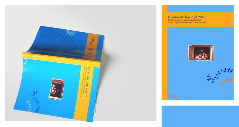 """Libro """"Contando hasta el 2015"""" para Fundación IPADE (2003) 0"""