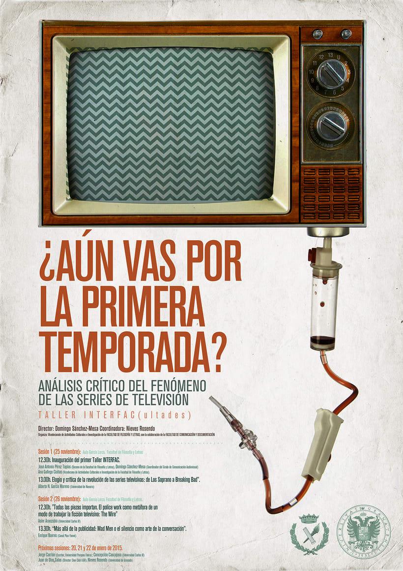 Universidad de Granada posters 2