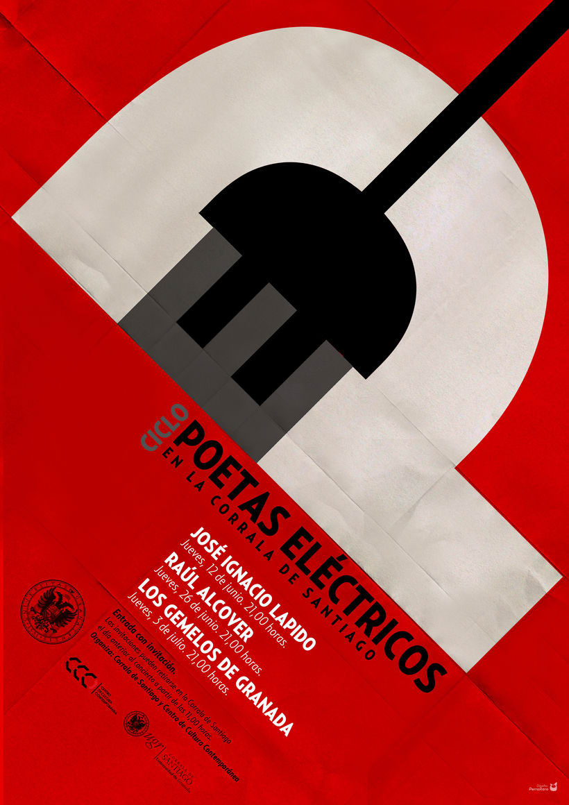 Ciclo Poetas eléctricos  -1