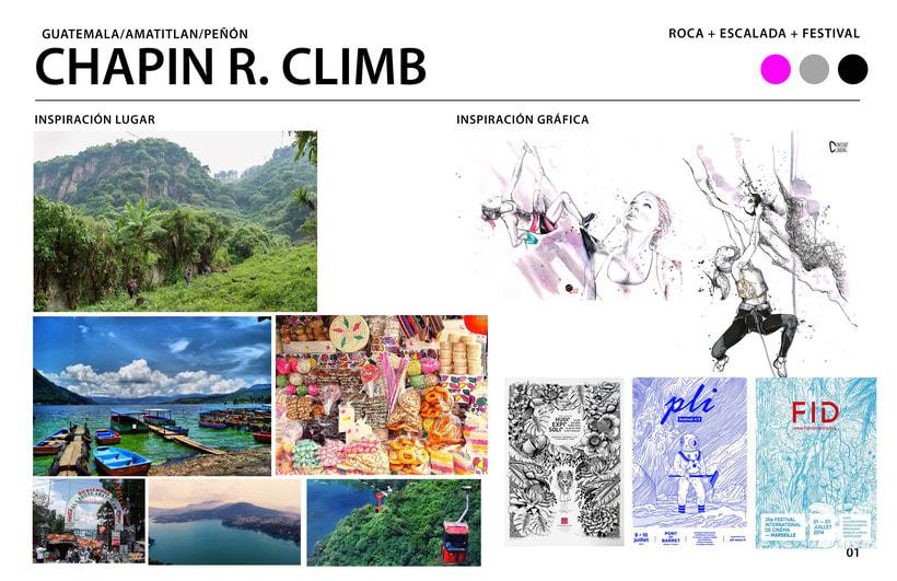 2 Festival de escalada / Chapin Rock Climb 1