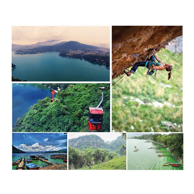2 Festival de escalada / Chapin Rock Climb 2