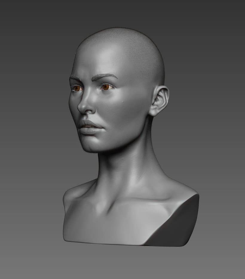 Head Girl  1