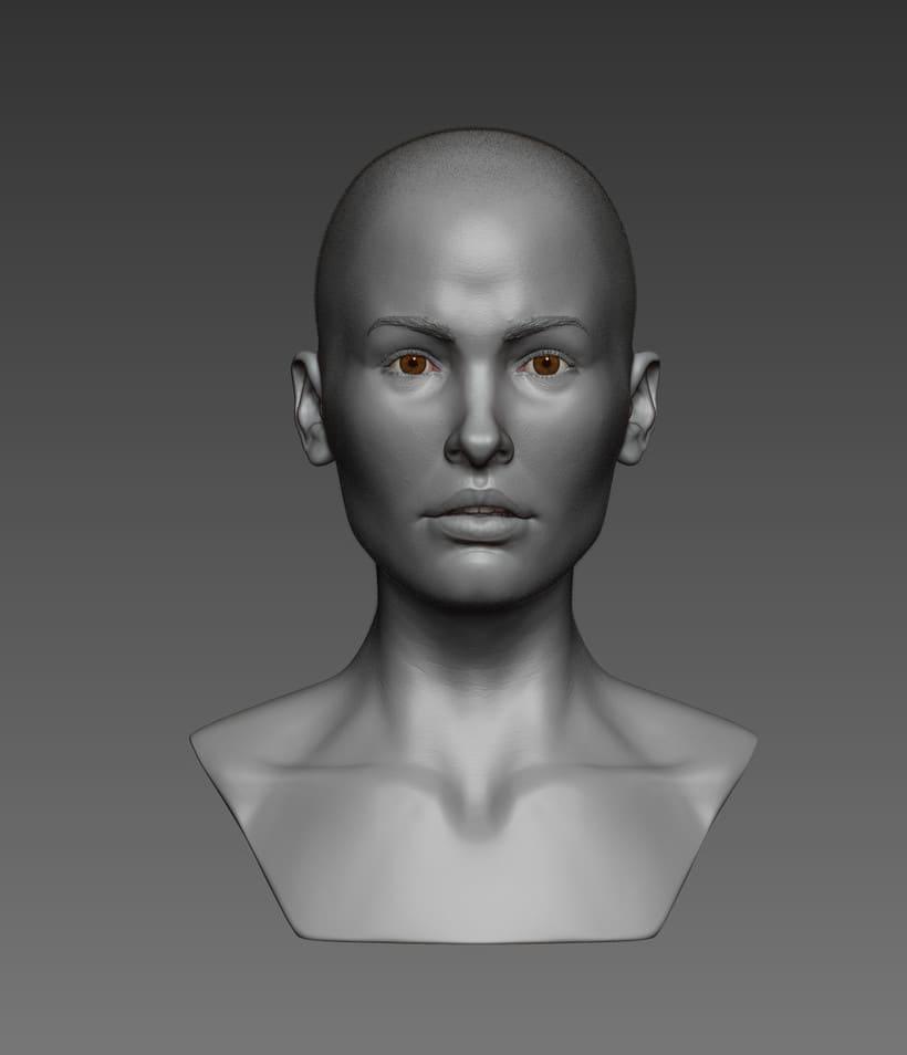 Head Girl  2
