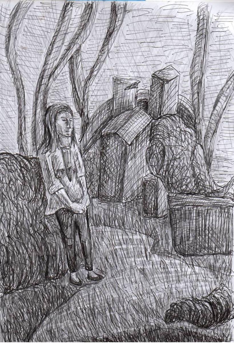 Bocetos: Lima Bohemia 1