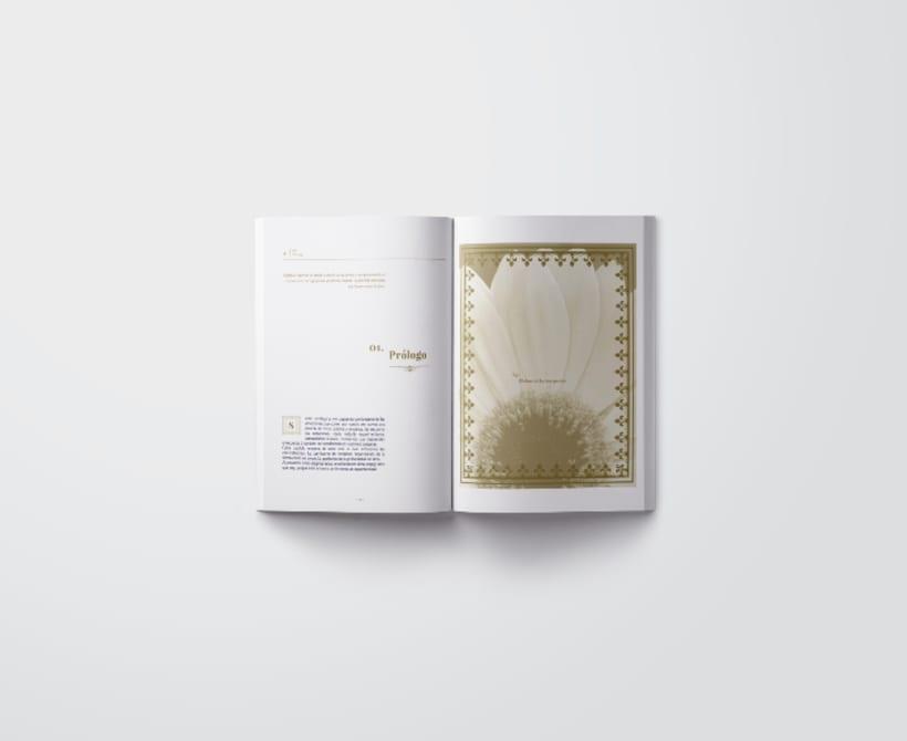 Mi Proyecto del curso: Introducción al Diseño Editorial/ Filomena 1