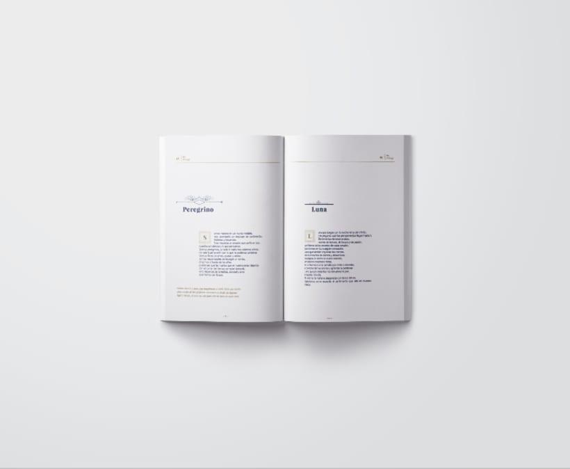 Mi Proyecto del curso: Introducción al Diseño Editorial/ Filomena 5