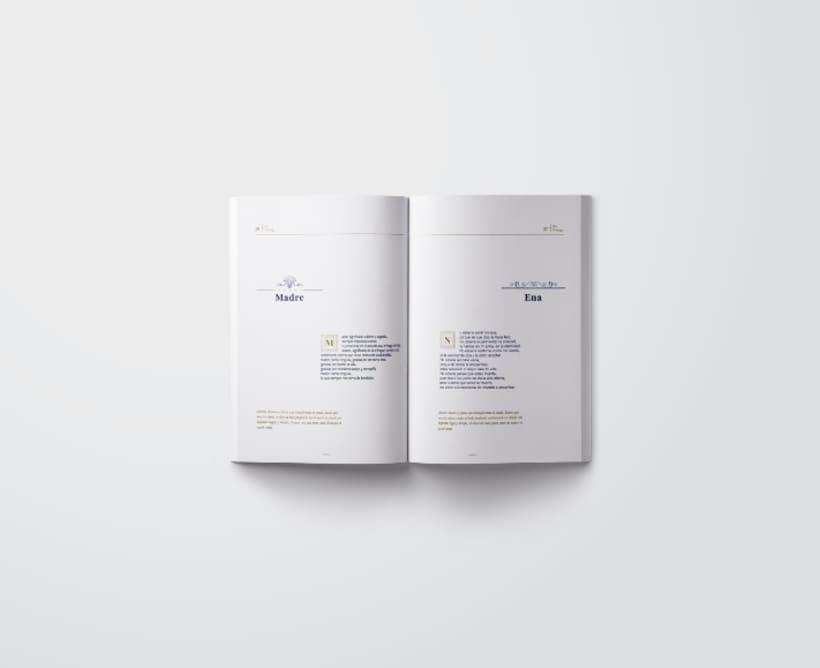Mi Proyecto del curso: Introducción al Diseño Editorial/ Filomena 7