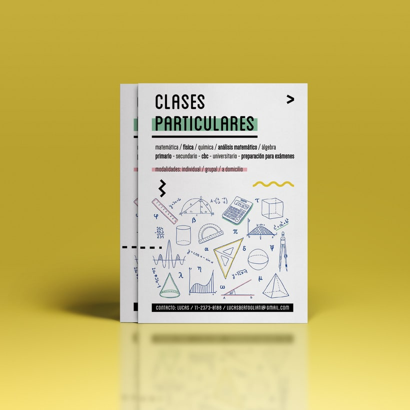 CLASES PARTICULARES -1