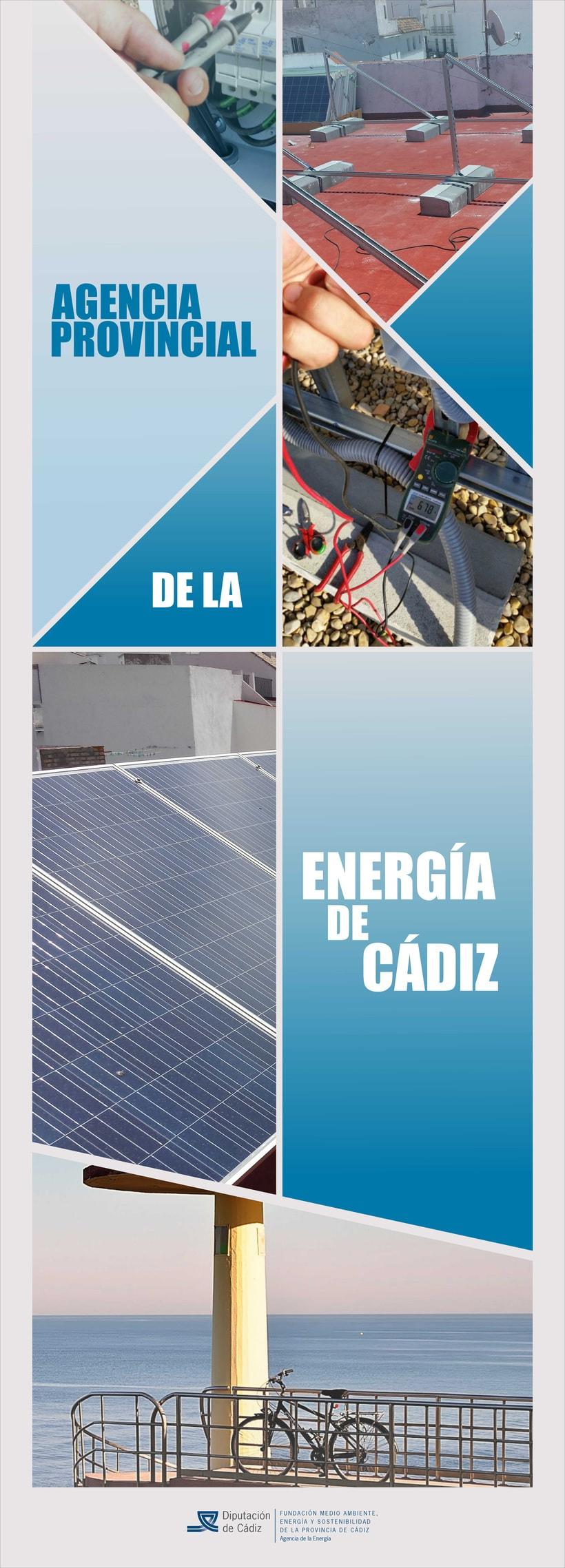 PROPUESTA PANELES PARA AGENCIA PROVINCIAL DE ENERGÍA  2016 -1