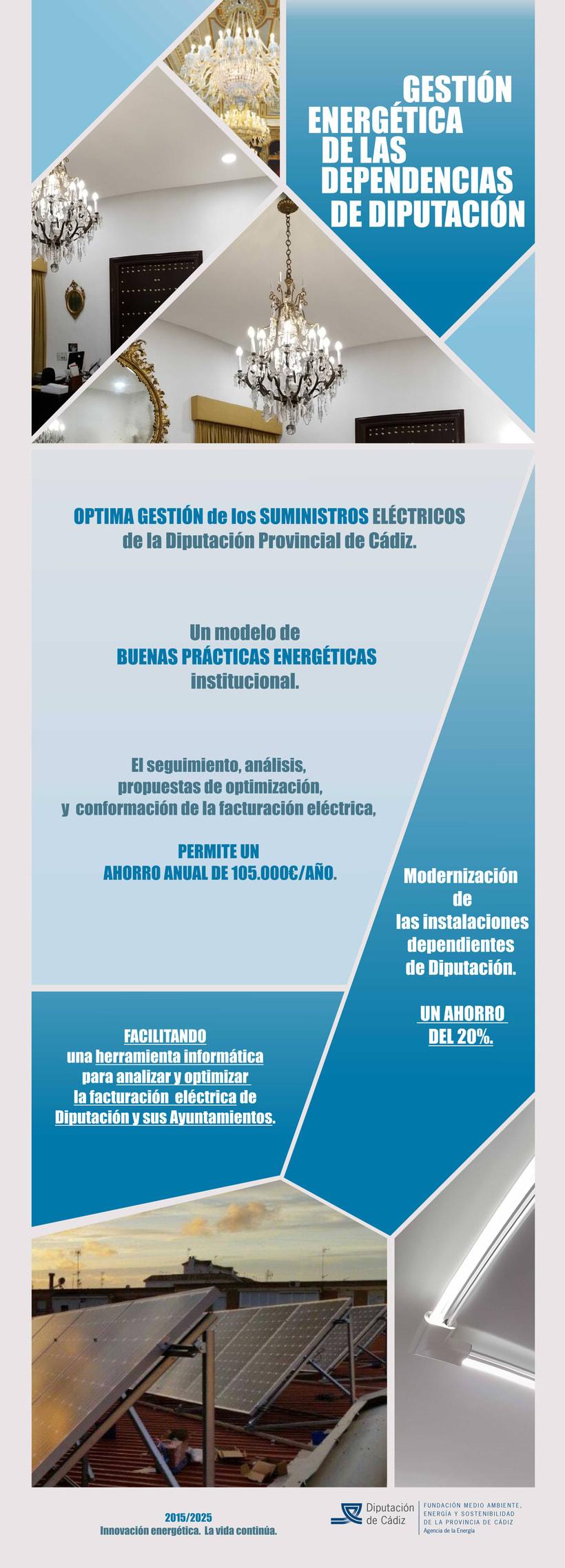 PROPUESTA PANELES PARA AGENCIA PROVINCIAL DE ENERGÍA  2016 2
