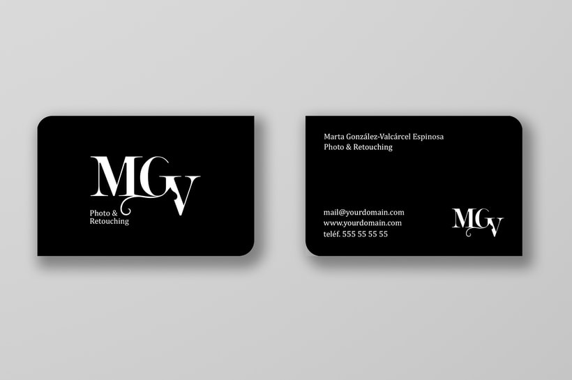 MGV: Branding & Website 1