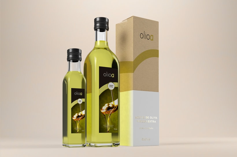 Olioa: Naming & Packaging 5