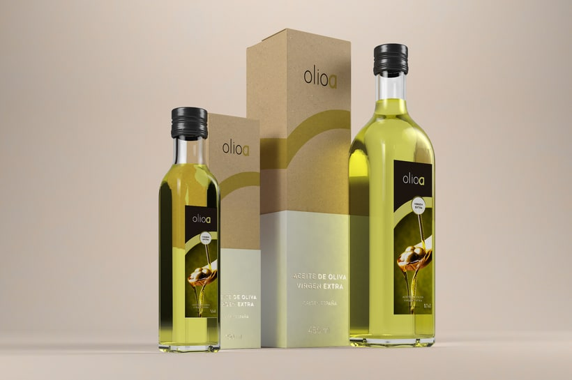 Olioa: Naming & Packaging 6