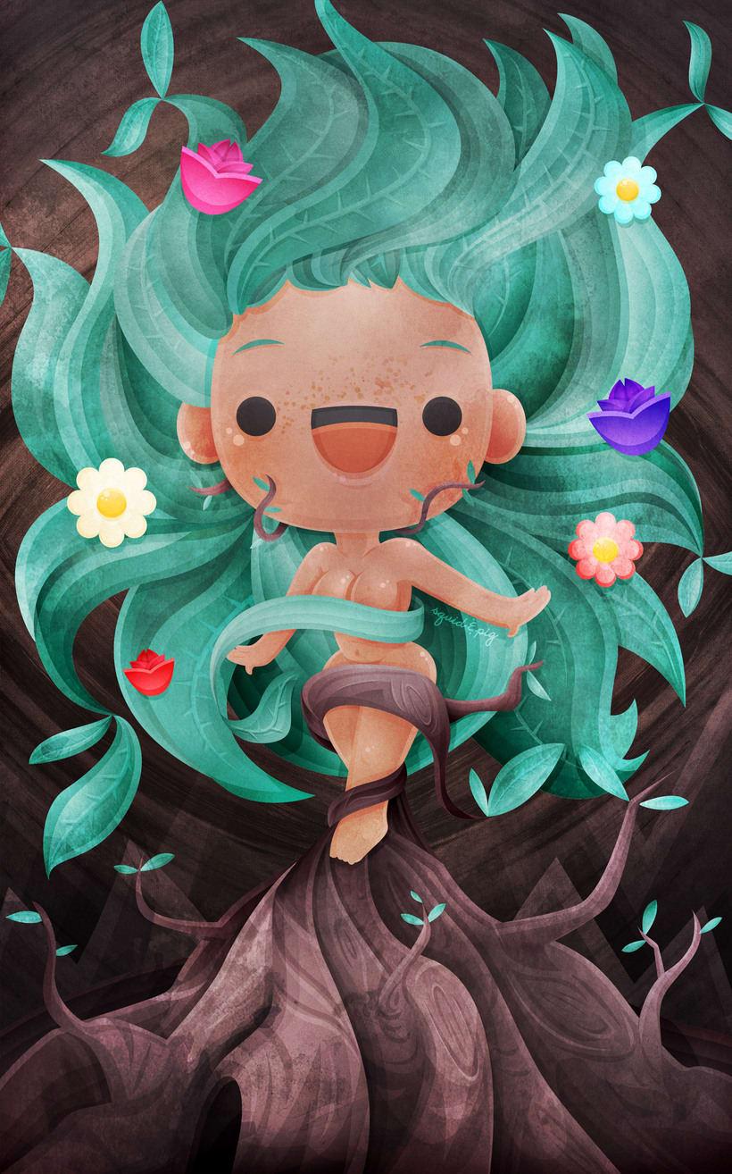 Diosa Gea | Tributo 0