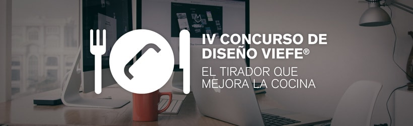 """Concurso diseño industrial """"El tirador que mejora la cocina"""" 1"""