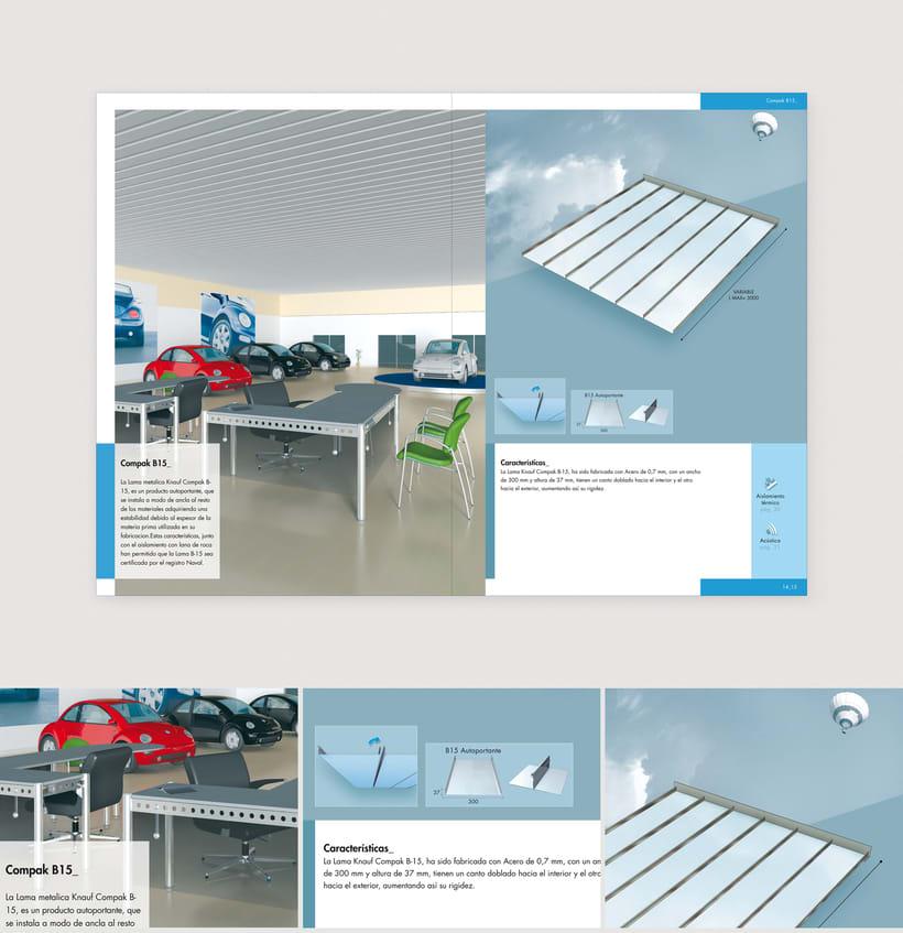 Catálogo Bandejas metálicas para Knauf (2007) 4