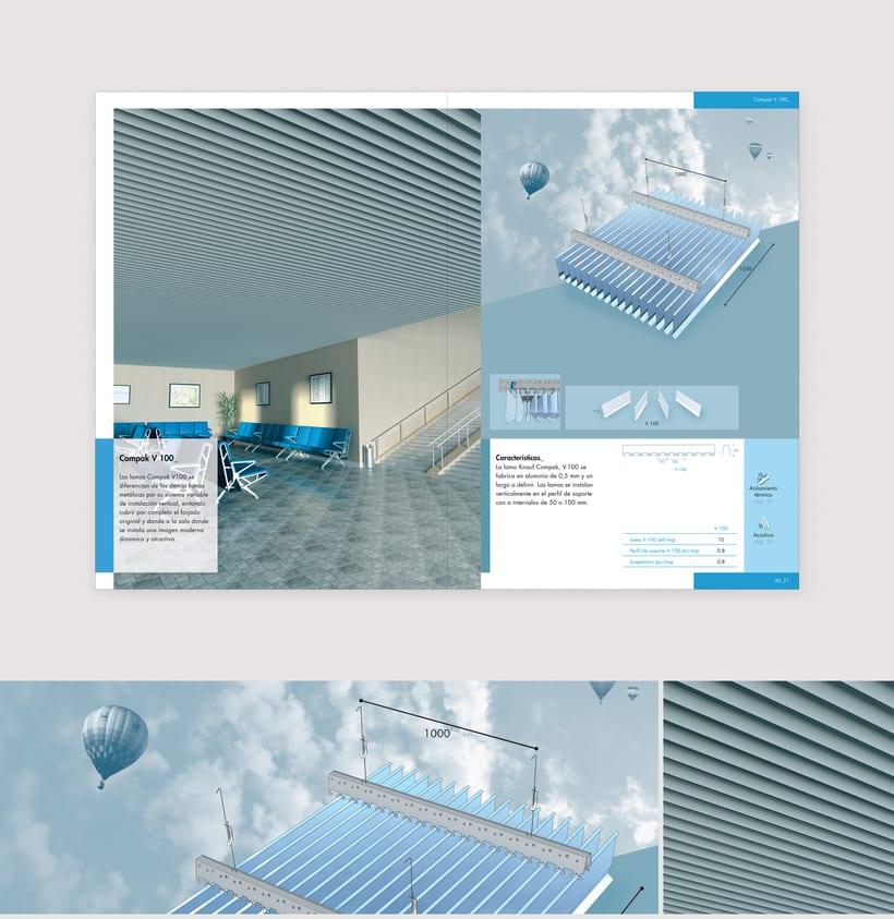 Catálogo Bandejas metálicas para Knauf (2007) 6