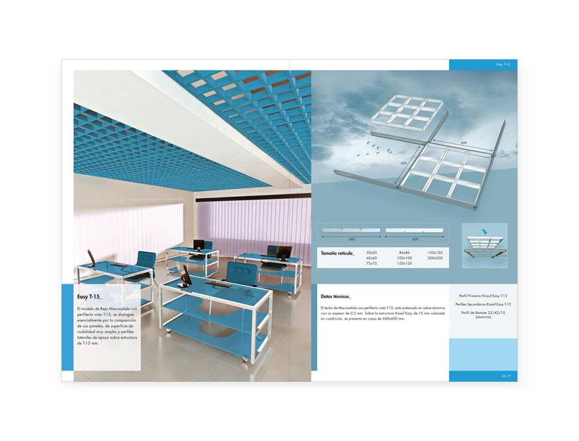 Catálogo Bandejas metálicas para Knauf (2007) 8