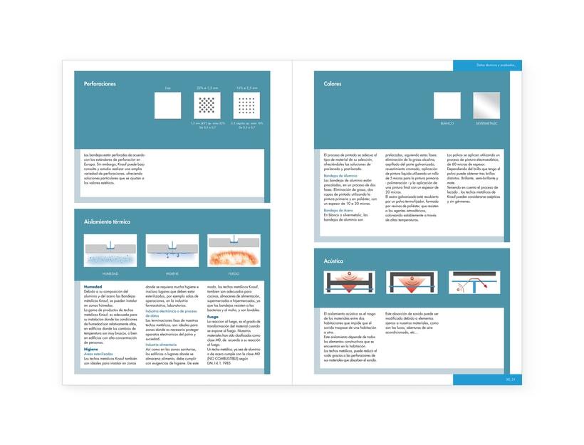 Catálogo Bandejas metálicas para Knauf (2007) 9