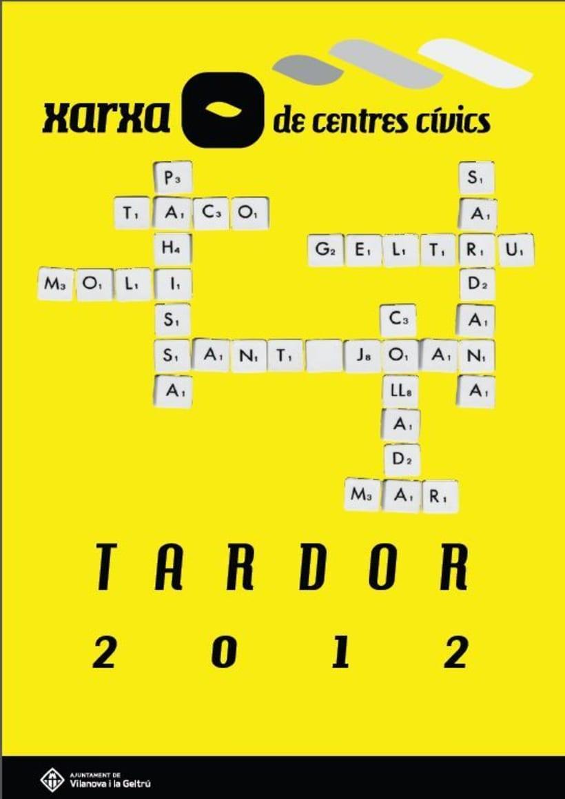 Diseño/ Maquetación libro centros cívicos Ajuntament Vilanova i la Geltrú -1