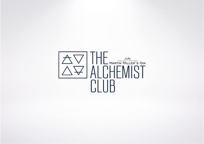 THE ALCHEMIST CLUB | Martin Miller's Gin 6