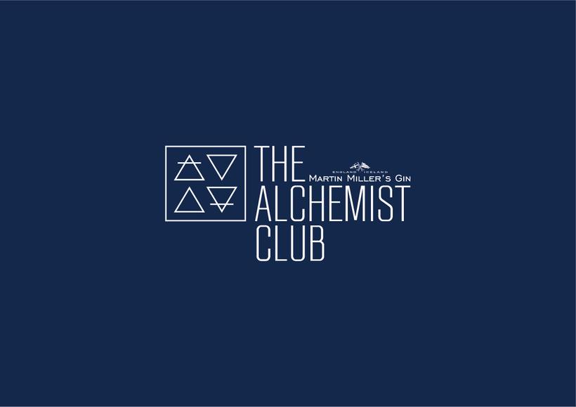 THE ALCHEMIST CLUB | Martin Miller's Gin 10