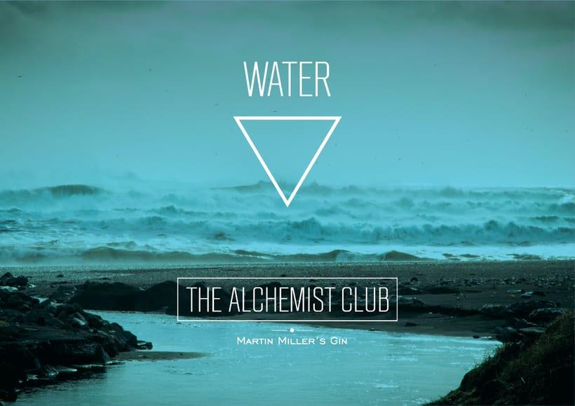 THE ALCHEMIST CLUB | Martin Miller's Gin 14