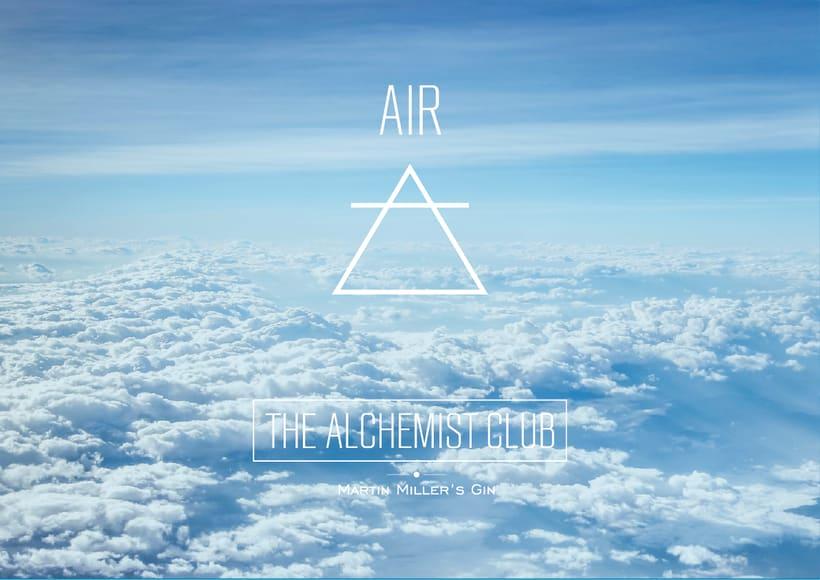 THE ALCHEMIST CLUB | Martin Miller's Gin 16