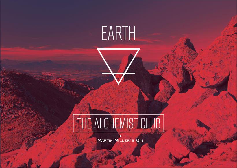THE ALCHEMIST CLUB | Martin Miller's Gin 17