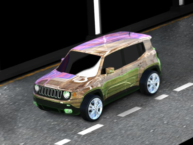 Mapping Jeep - Rutas Automotores 2