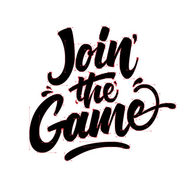 Mi Proyecto del curso: Diseño de logotipos caligráficos 6
