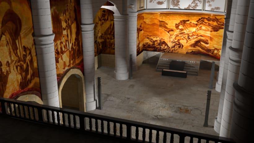 Capilla del Museo San Telmo (Donostia - San Sebastián, España) 0