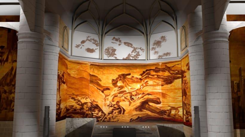 Capilla del Museo San Telmo (Donostia - San Sebastián, España) 2